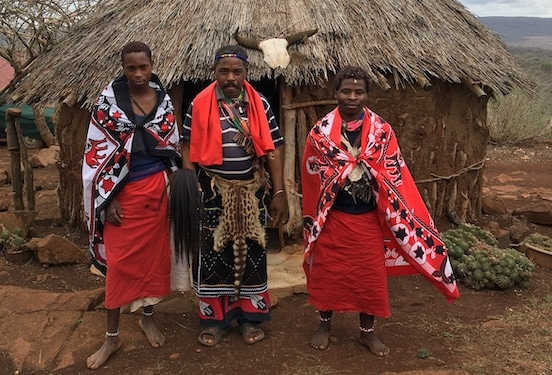 traditional healers in Eswatini