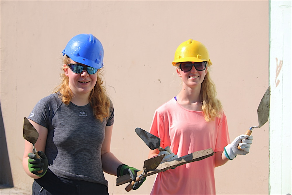 Building a resource centre