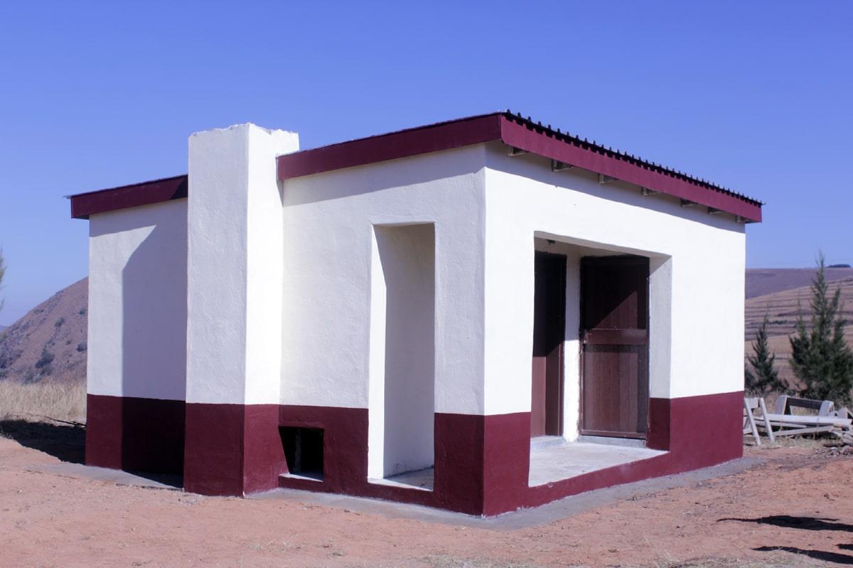 Mbita kitchen completed