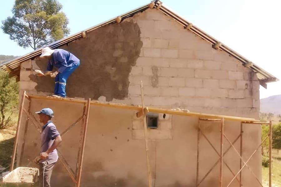 velezizweni build project