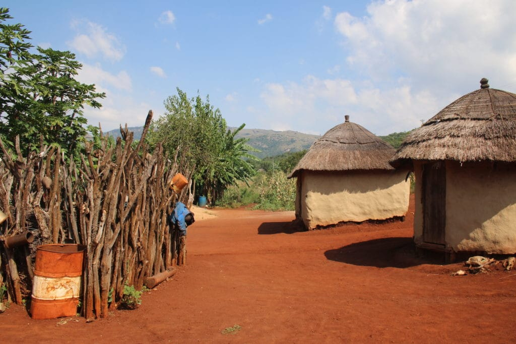 Village in Eswatini